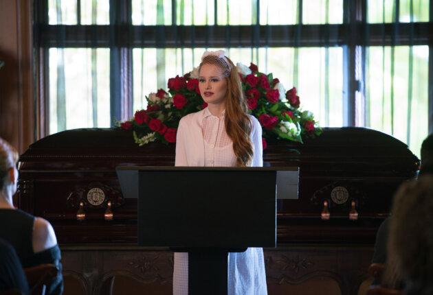 Кадр из «Ривердейл» 1 сезон 5 серия