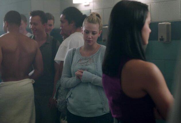 Кадр из «Ривердейл» 1 сезон 3 серия