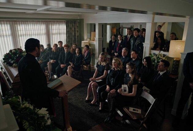 Кадр из «Ривердейл» 4 сезон 15 серия