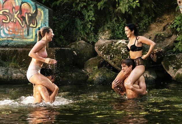 Кадр из «Ривердейл» 3 сезон 1 серия